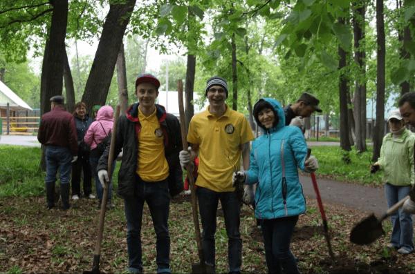 саентологические волонтеры