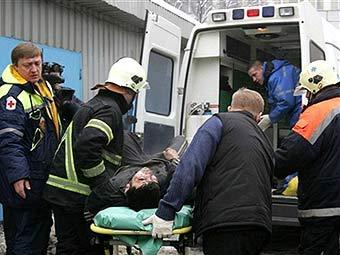 Дианетика и Саентология: Раненый доставляется в больницу